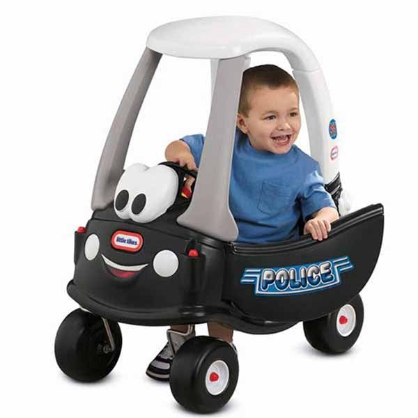 Little Tikes PATROL POLICE Cozy Coupe