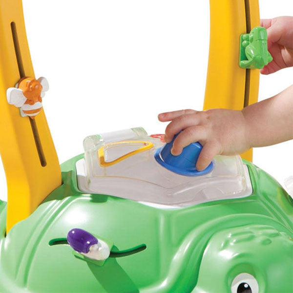 Little Tikes 2-in-1 PUSH 'n PLAY TURTLE™ - Little Baby