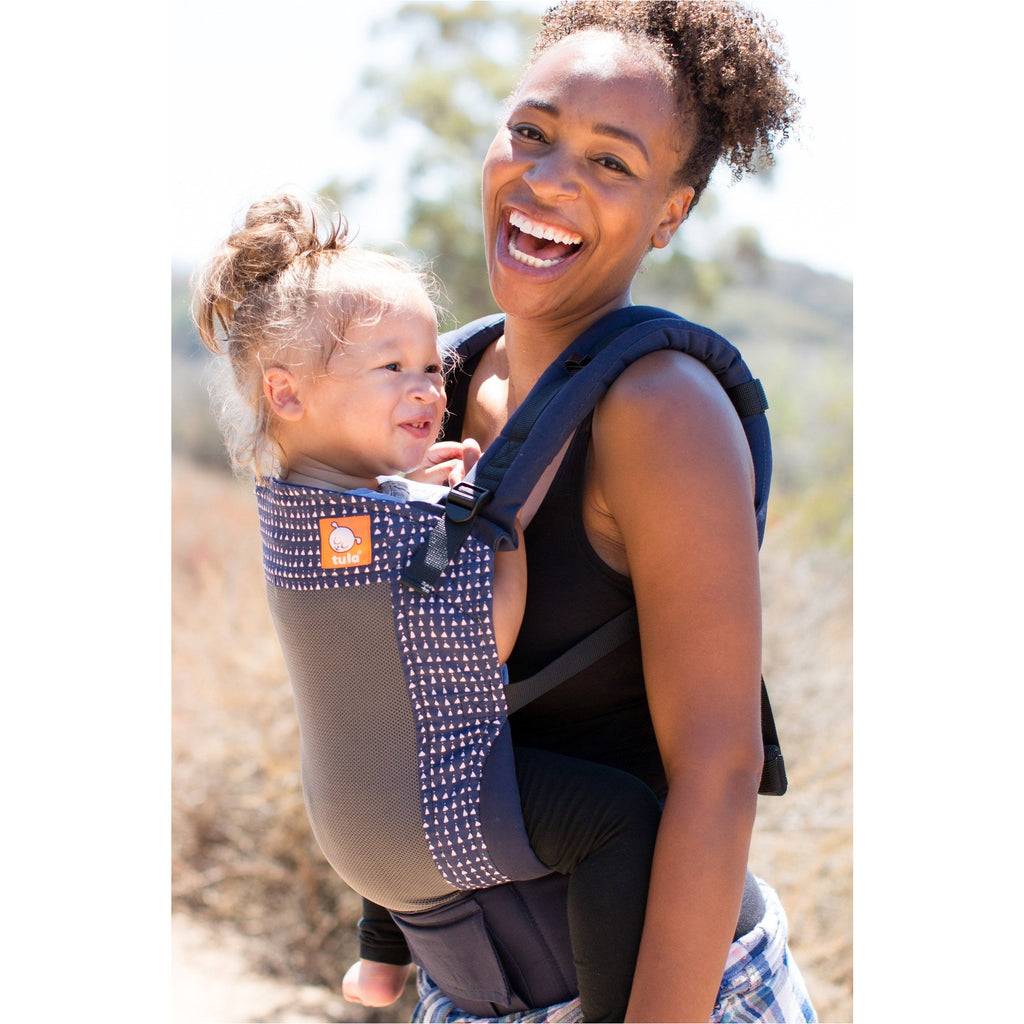 Coast Peak (Exclusive) - Tula Baby Mesh Carrier (Standard)