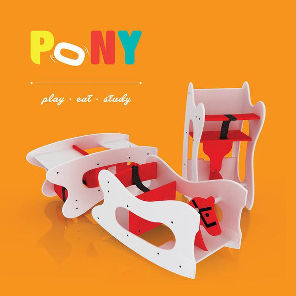 Pony Multimode Highchair