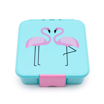 Little Lunch Box - Bento Three – Flamingo