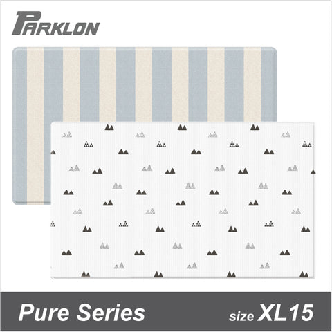 Parklon PURE Blanco Blue Stripe