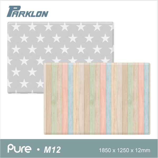 Parklon PURE COLOUR WOOD GREY STAR (Size M12)
