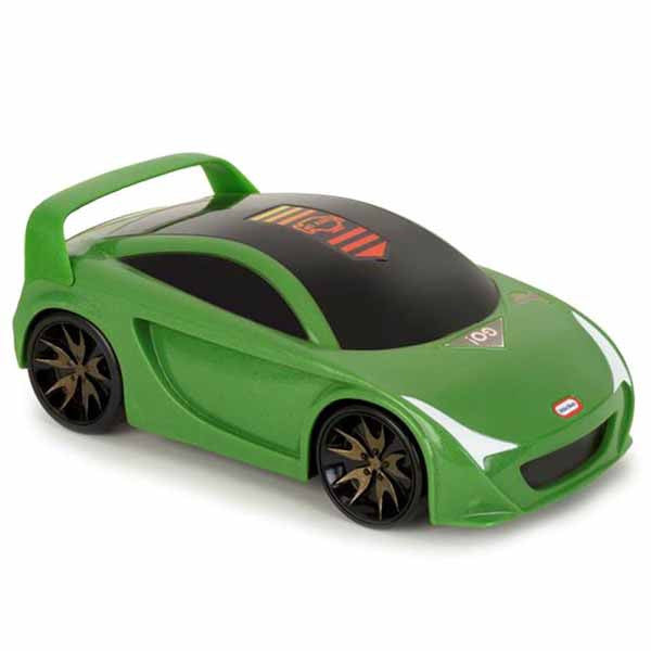 Little Tikes Touch N Go Racers Green Sports Car