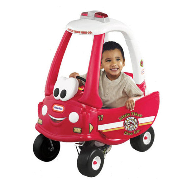 Little Tikes RIDE n' RESCUE Cozy Coupe