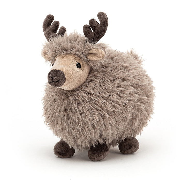 JellyCat Rolbie Reindeer - Small H25cm