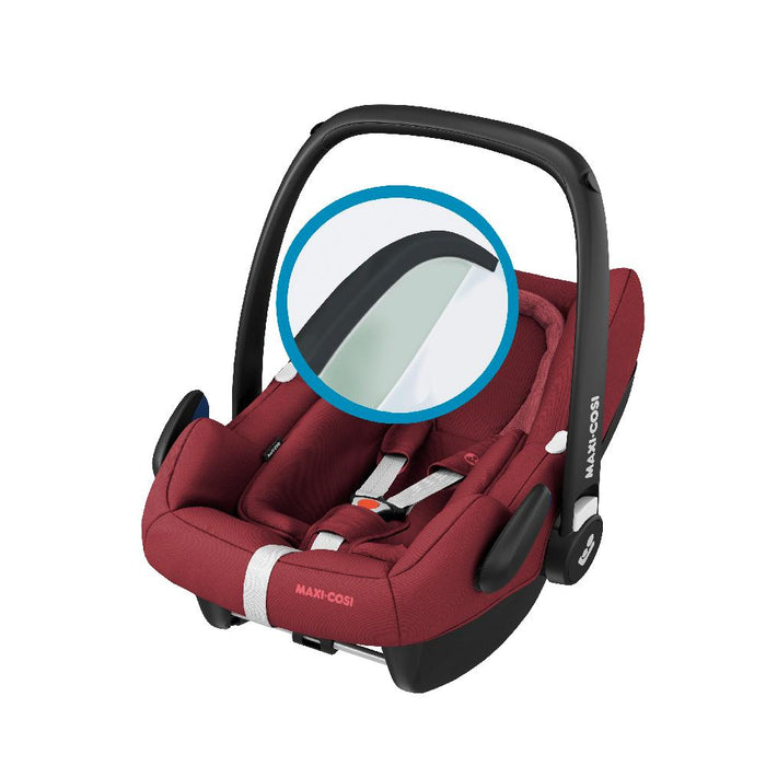 Maxi-Cosi ROCK Baby Car Seat - Essential Red (0m-12m) (45-75cm)