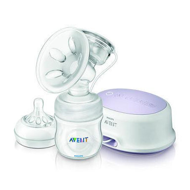 Philips Comfort Single Electric Breast Pump SCF 332/01 - Little Baby Singapore - 6