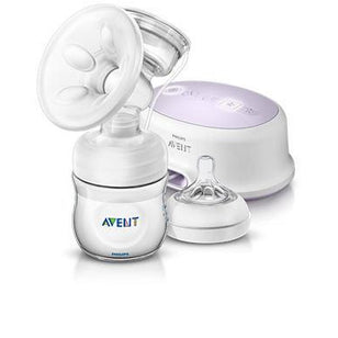 Philips Comfort Single Electric Breast Pump SCF 332/01 - Little Baby Singapore - 7