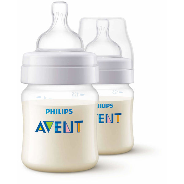 Philips Avent Classic+ Bottle Twin 4oz/125ml SCF560/27