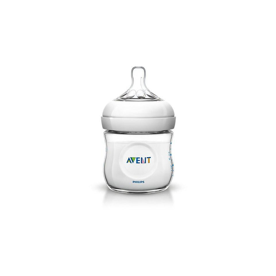 Philips AVENT 4oz/125ml Natural baby bottle Single Pack - Little Baby