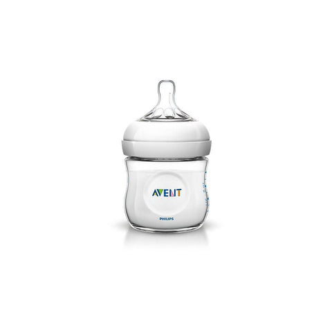 Philips AVENT 4oz/125ml Natural baby bottle Single Pack