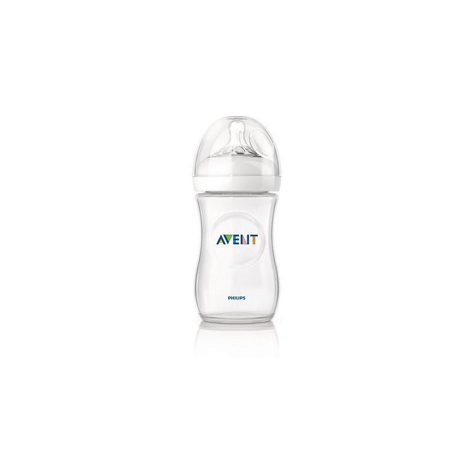 Philips AVENT 9oz/260ml Natural baby bottle Single Pack - Little Baby Singapore - 3
