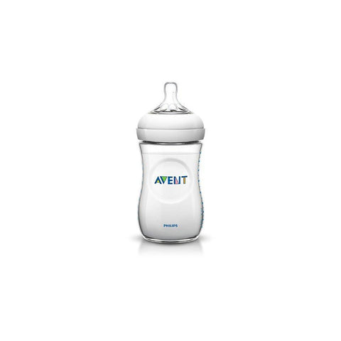 Philips AVENT 9oz/260ml Natural baby bottle Single Pack