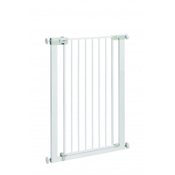 Safety 1st SFE2424-4310 Extra Tall Easy Close Gate - White (4310)
