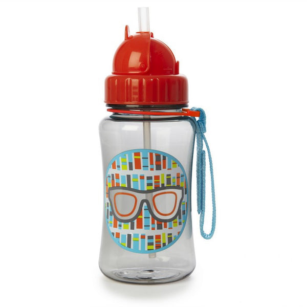 Skip Hop Forget Me Not Straw Bottle - Specs - Little Baby Singapore