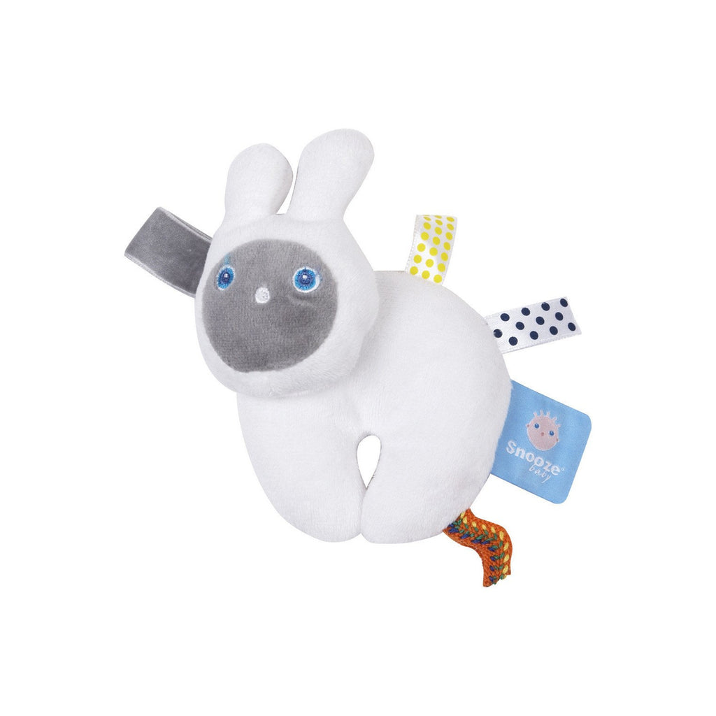 Snoozebaby Newborn Cuddle Toy - Oxy the Cuddling Bunny - Little Baby