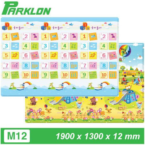 Parklon Playmat - School Bus 123 - Little Baby Singapore - 3