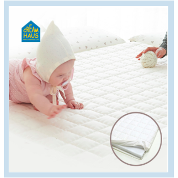 Creamhaus Inua Bumper Bed Mat Cover