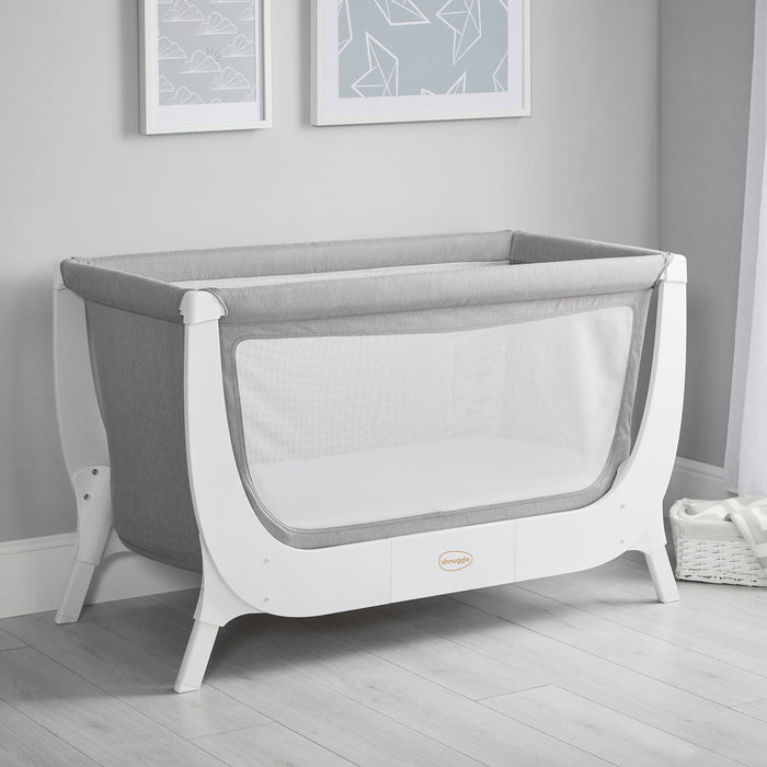 Shnuggle Air Cot Kit - Dove Grey