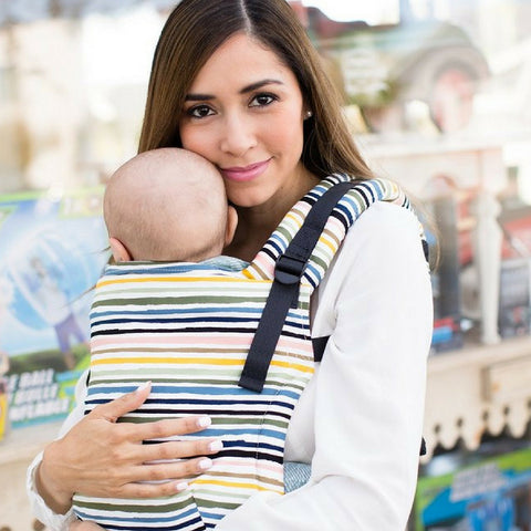 Shoreline - Tula Free-to-Grow Baby Carrier