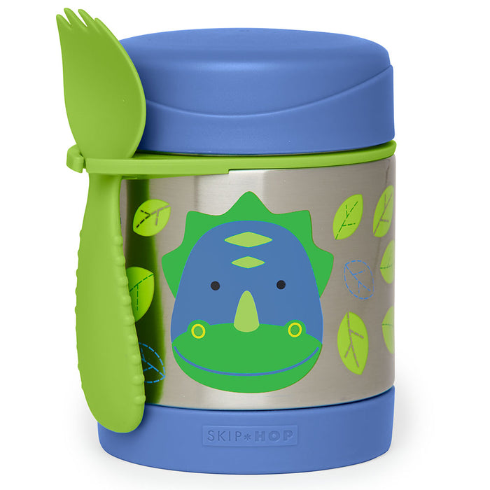 Skip Hop Zoo Insulated Food Jar - Dino
