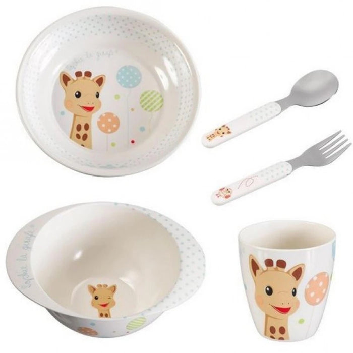 Sophie la girafe Mealtime Set - Balloon