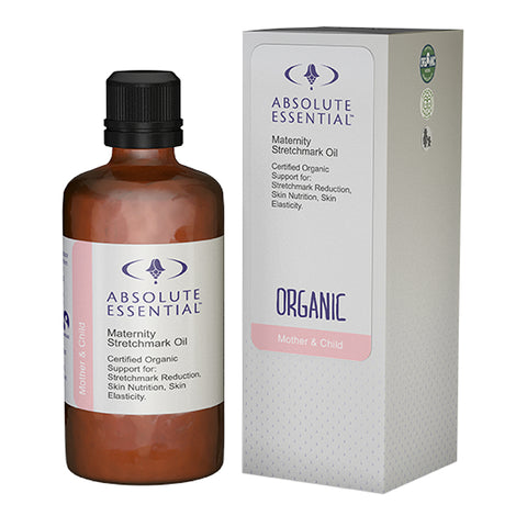 ABSOLUTE ESSENTIAL MATERNITY STRETCHMARK OIL ORGANIC- 100ML
