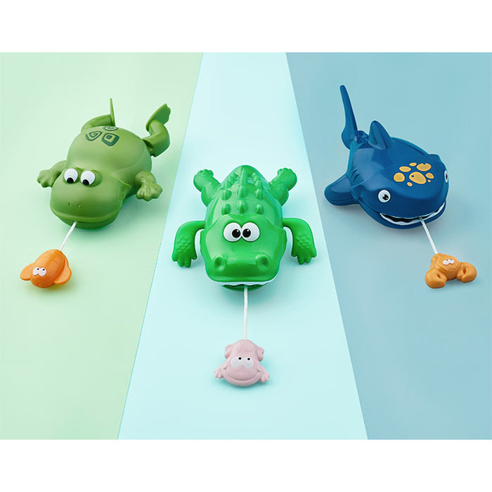 Bc Babycare Swimming Animals