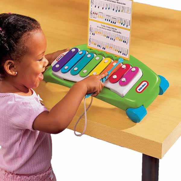 Little Tikes Tap-a-Tune XYLOPHONE - Little Baby Singapore - 1