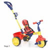 Little Tikes 4-in-1 Trike - PRIMARY - Little Baby