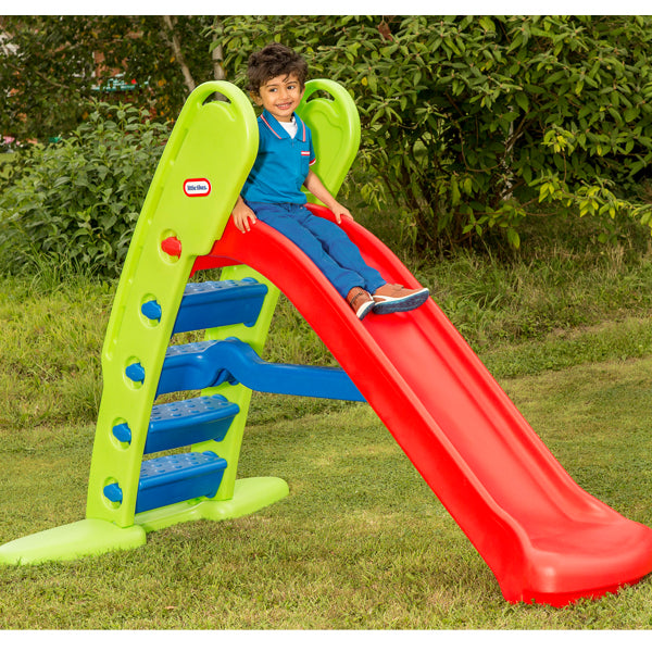 Little Tikes Easy Store GIANT SLIDE - PRIMARY GREEN