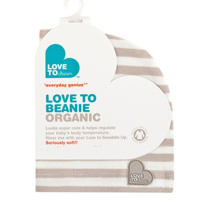 Love To Dream Beanie – Organic