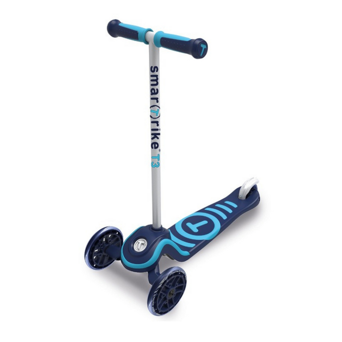 T3 Scooter - Blue