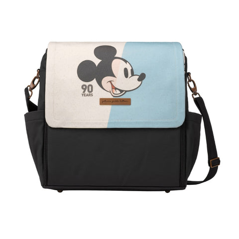 Petunia Pickle Bottom Boxy Backpack in Mickey's 90th Color Planes