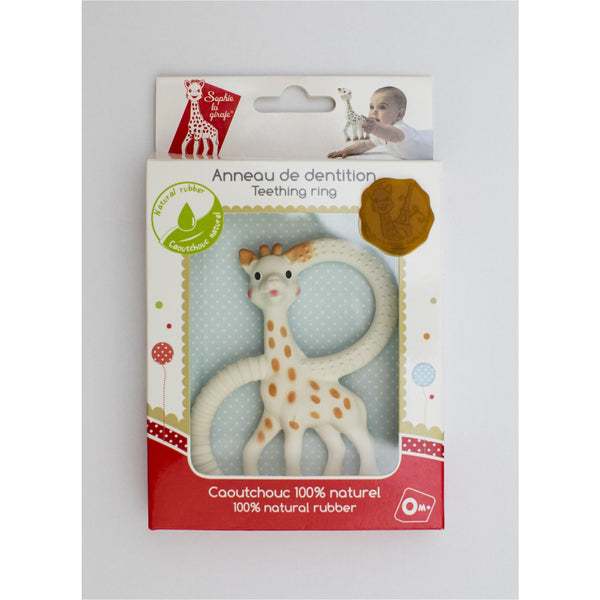 Sophie the Giraffe Teething Ring (Organic) - NEW - Little Baby
