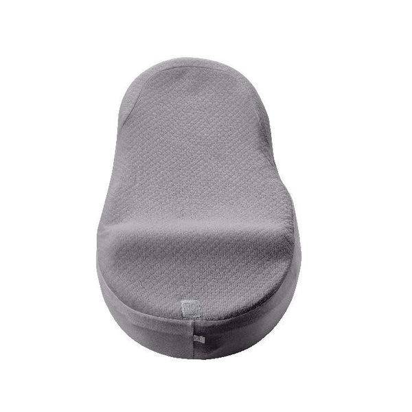 Red Castle Fitted sheet for the Cocoonababy® - Grey - Little Baby