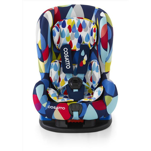 Cosatto Hootle Group 0+/1 Car Seat - Pitter Patter - Little Baby Singapore - 1