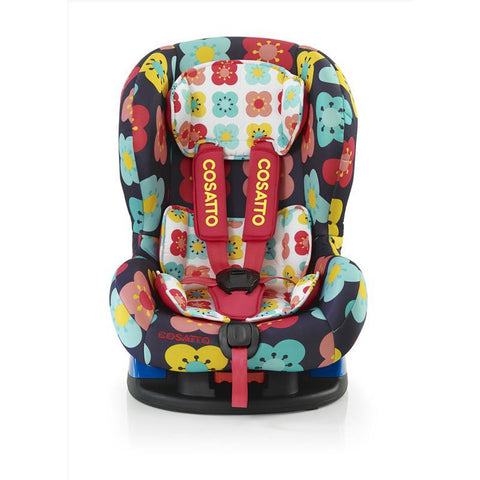 Cosatto Hootle Group 0+/1 Car Seat - Poppidelic