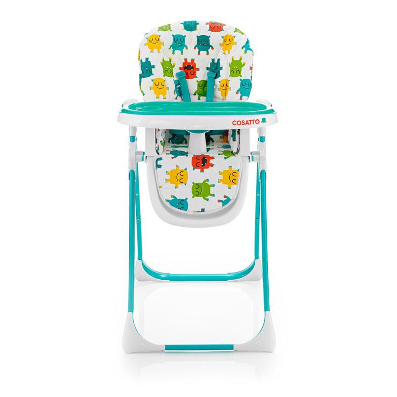 Cosatto Noodle Supa Highchair - Cuddle Monster - Little Baby
