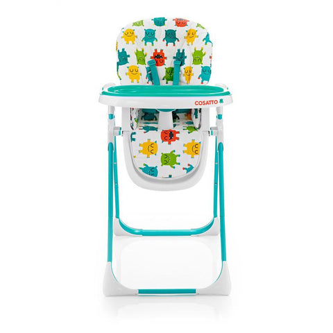Cosatto Noodle Supa Highchair - Cuddle Monster