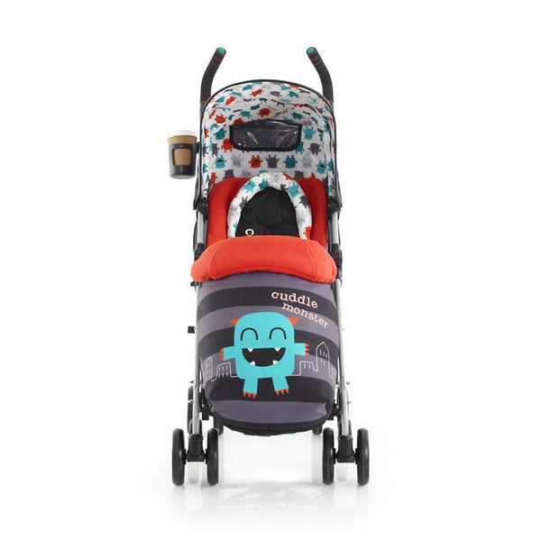 Cosatto Supa Pushchair - Cuddle Monster - Little Baby Singapore - 1