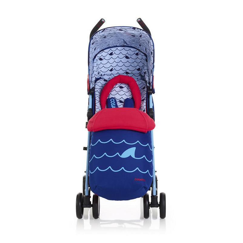 Cosatto Supa Pushchair - Big Fish - Little Baby