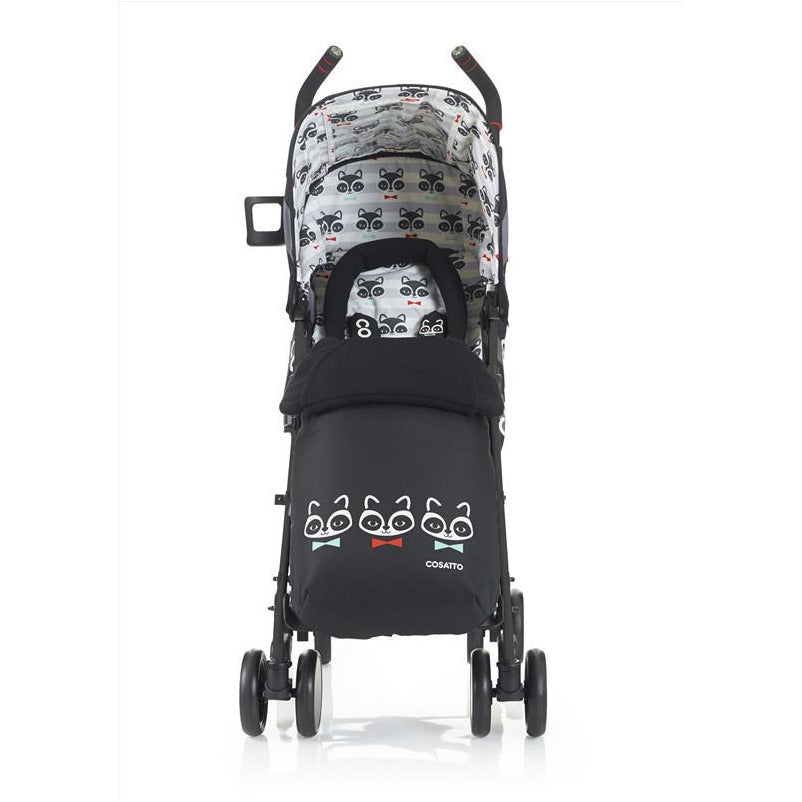 Cosatto Supa Pushchair - Raccoon - Little Baby