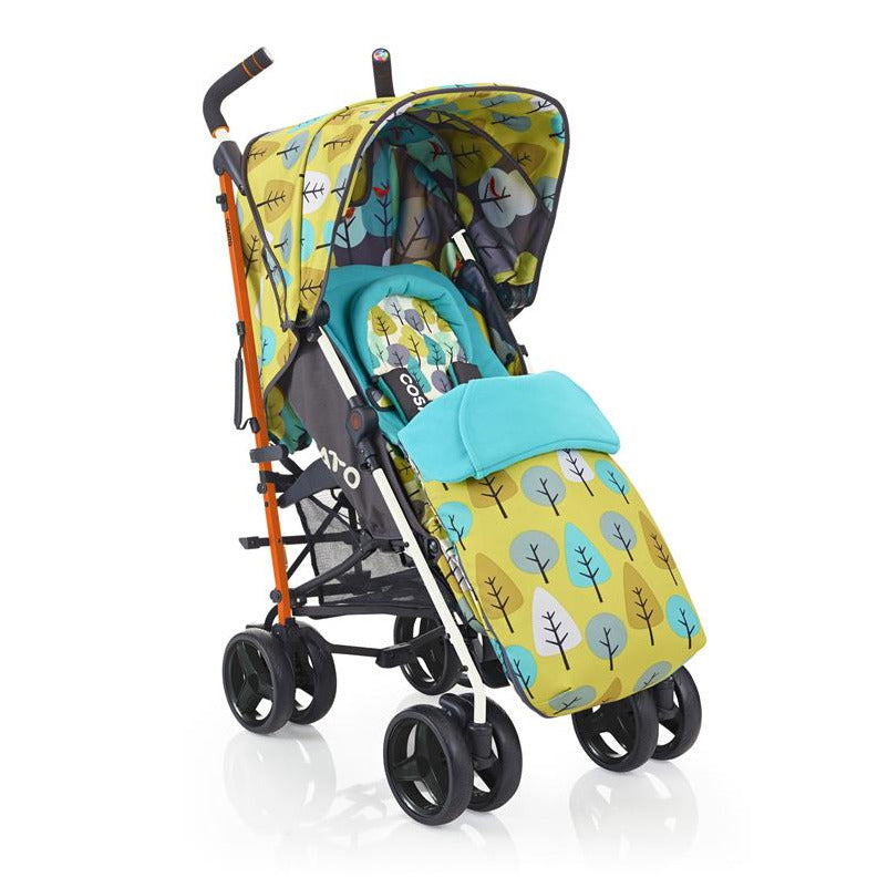 Cosatto To & Fro Pushchair - Firebird