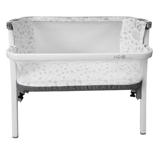 Lucky Baby Krib™ Side Sleeping Crib - CLOUD
