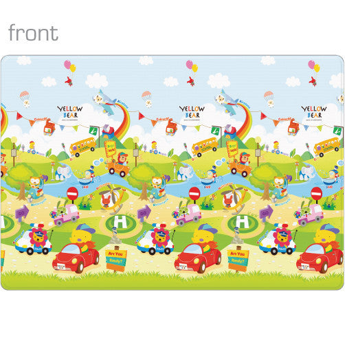 Parklon Playmat - YB Riders - Little Baby