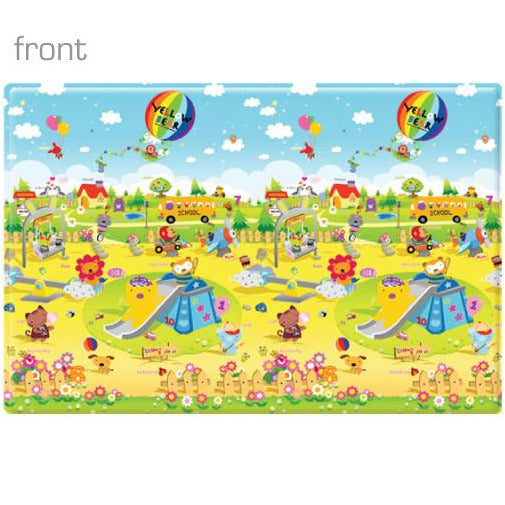 Parklon Playmat - YB School Bus (Size L15) - Little Baby