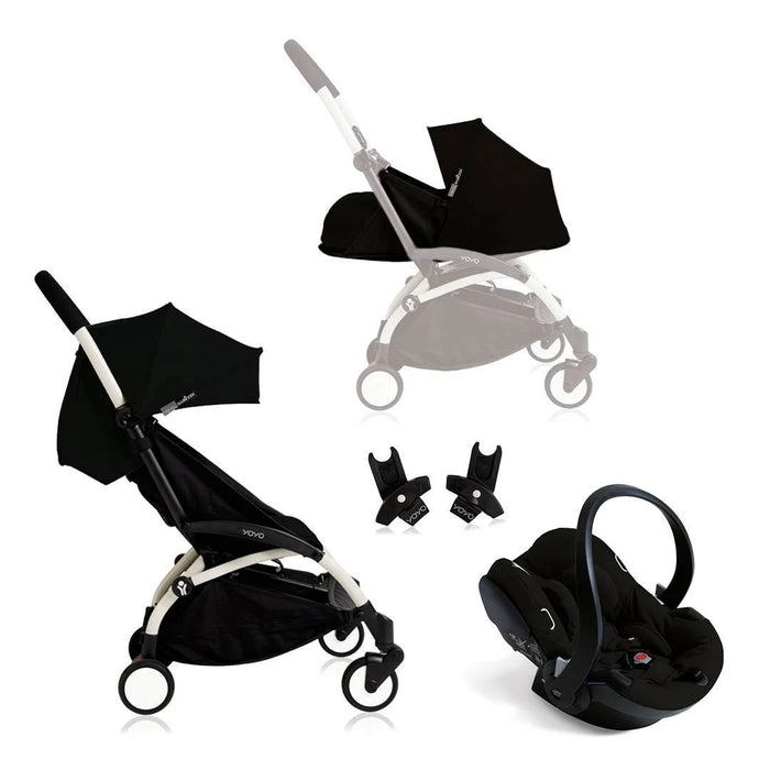 BABYZEN YOYO+ Complete Travel System 2019 - (Choose a color)