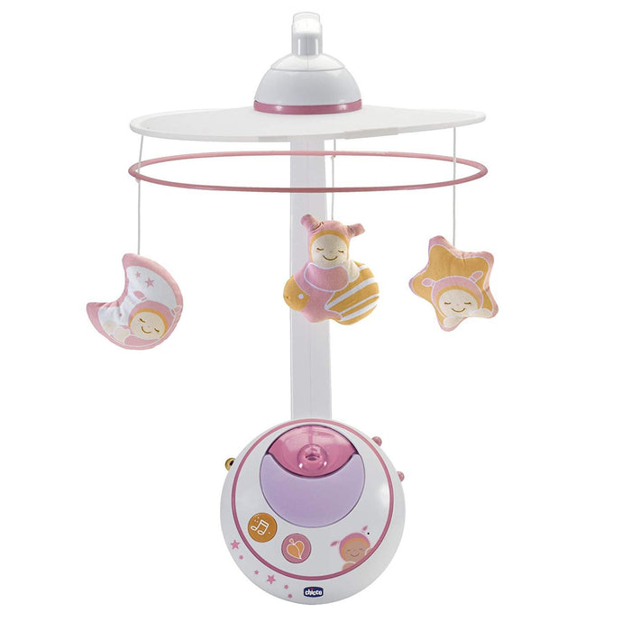 Activity Toys - Chicco Magic Star Cot Mobile Pink